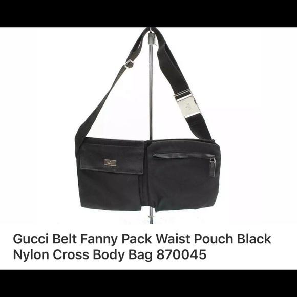 4f3253f81422 Gucci Bags | Fanny Pack | Poshmark